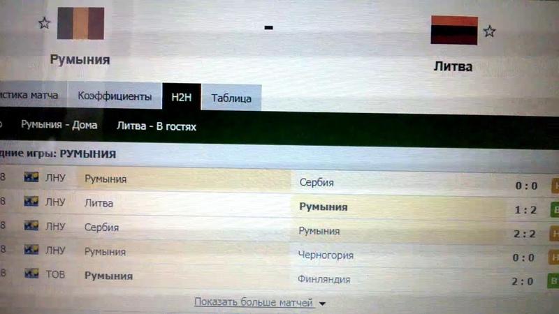 ✔ Румыния - Литва / ПРОГНОЗ И ОБЗОР МАТЧ НА ФУТБОЛ 17 НОЯБРЯ 2018/ Лига наций УЕФА