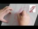 Шерлок Гномс - Фичер Как нарисовать Шерлока
