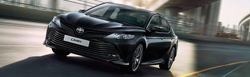 Toyota Camry для России: первая официальная информация
