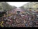 На улицы Парижа вышли сотни тысяч ликующих людей видео 15 07 18