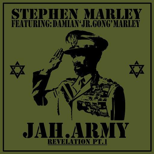 Stephen Marley альбом Jah Army