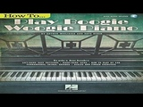 How To Play Boogie Woogie Piano - The Walking Bass Line - Everything you need to know