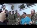 Necati Şaşmaz Zeytin Dalı Harekatına destek için Hatay da...
