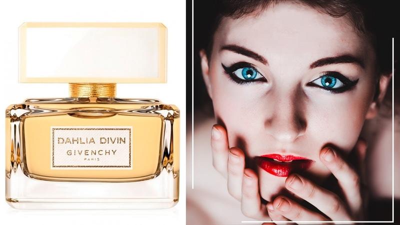 Givenchy Dahlia Divin Живанши Далия Дивин - обзоры и отзывы о духах