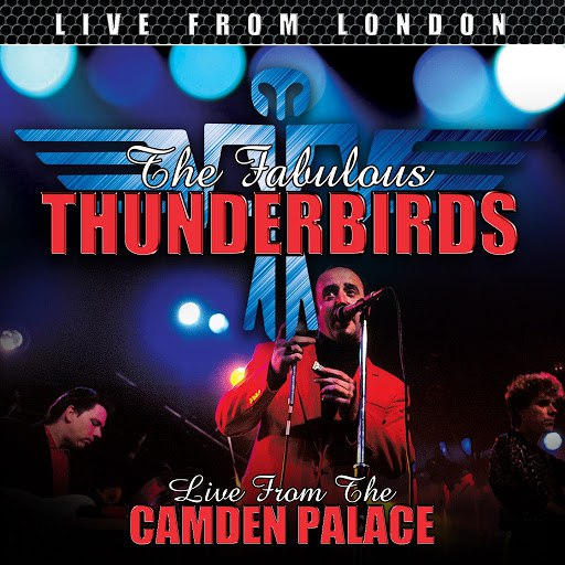 The Fabulous Thunderbirds альбом Live From London