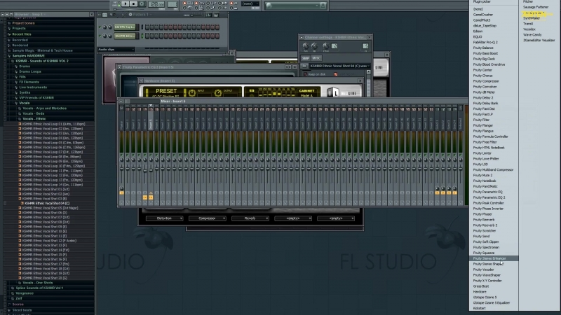789ten - Studio Sessions with Jay Hardway V.1