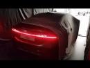 Задние фонари новой Audi A7 😍 GIF
