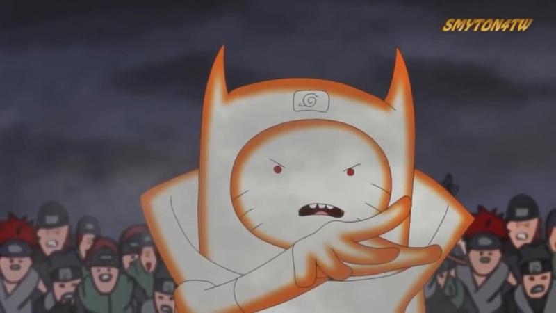 Наруто Ураганные Хроники Naruto Shippuuden Скрытые сцены Boruto