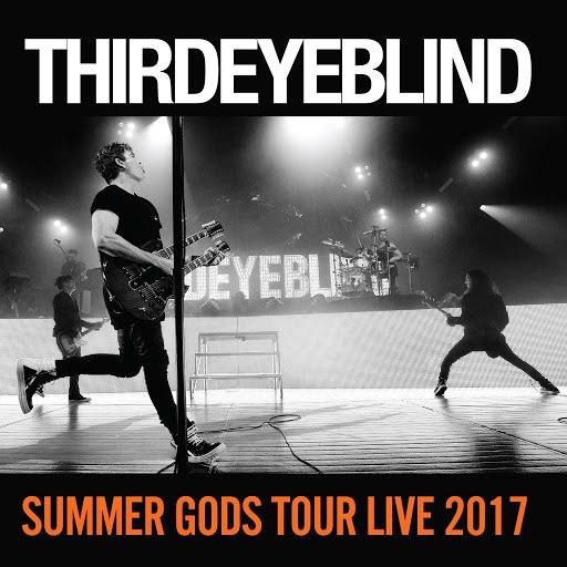 Third Eye Blind альбом Summer Gods Tour Live 2017