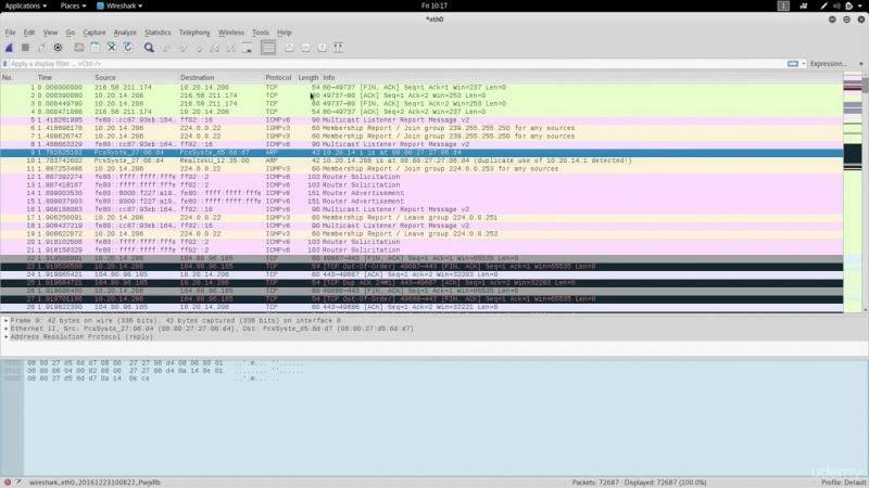 21-Wireshark - Sniffing Data Analysing HTTP Traffic