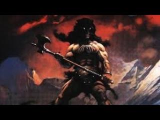 Огонь и лед / Лёд и пламя / Fire and Ice. 1983. .720p. Перевод Дмитрий Пучков. VHS