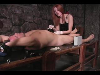Mistress kendra - electro torture (clubdom)