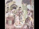 Tomaso da Modena Storie di Sant'Orsola Treviso