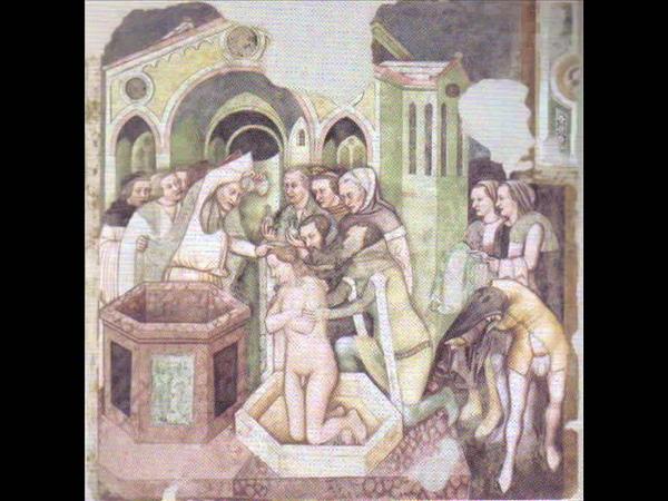 Tomaso da Modena - Storie di Sant'Orsola - Treviso