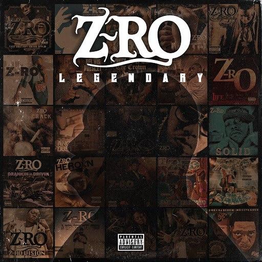 Z-Ro альбом Legendary