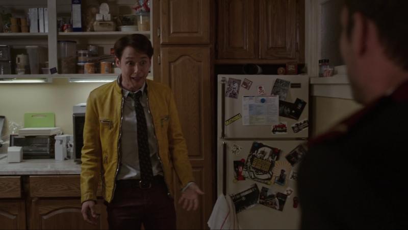 Dirk gently's holistic detective agency 1х01 Дирк влез в квартиру Тодда