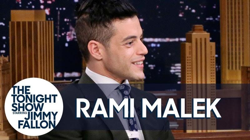 Rami Malek Served Doctors Lasagna off a Hospital Floor
