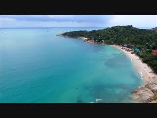 Остров САМУИ (KOH SAMUI) Тайланд с высоты птичьего полета (Dji Phantom 3).mp4