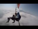 Полет на параплане c горы Тахталы (Олимпос) 2365м , Кемер, Турция 2018