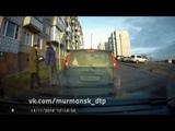 Некрасивый поступок водителя Nissan Note