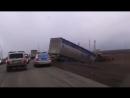 Жесткая авария на трассе 18