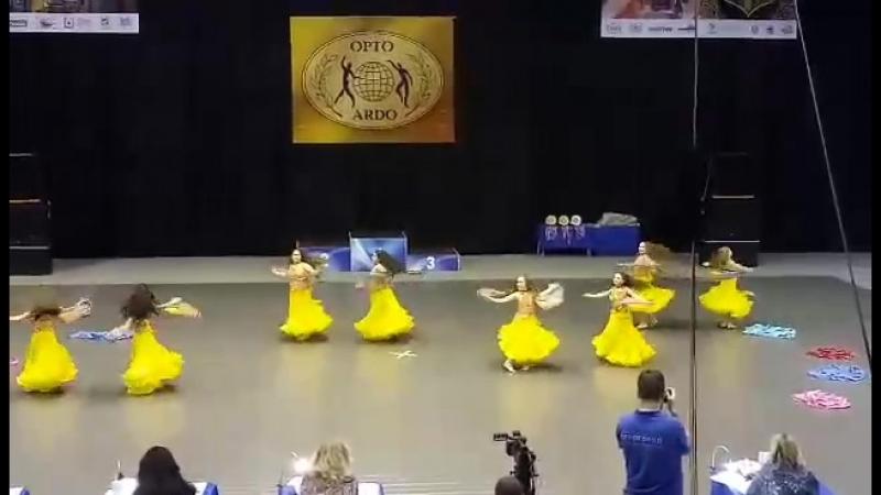 Улицы горящих фонарей 2018, 1 место