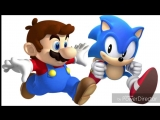 Alvin, Tom, Garfield and Mario &amp Sonic Tribute 2 - Outside