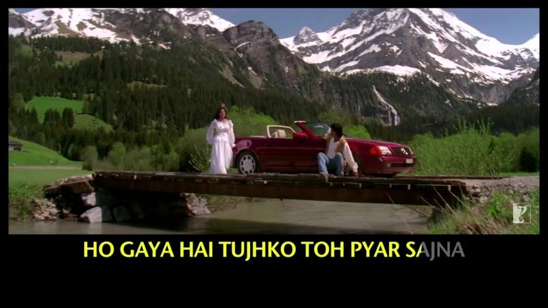 Lyrical- Ho Gaya Hai Tujhko Toh Pyar Sajna Song with Lyrics _ Dilwale Dulhania L_HD.mp4