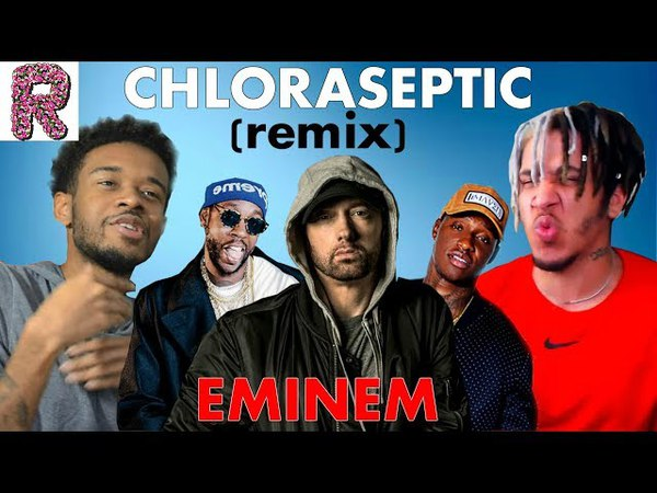 Best reactions to EMINEM - CHLORASEPTIC remix Compilation, ft 2 Chainz and Phresher