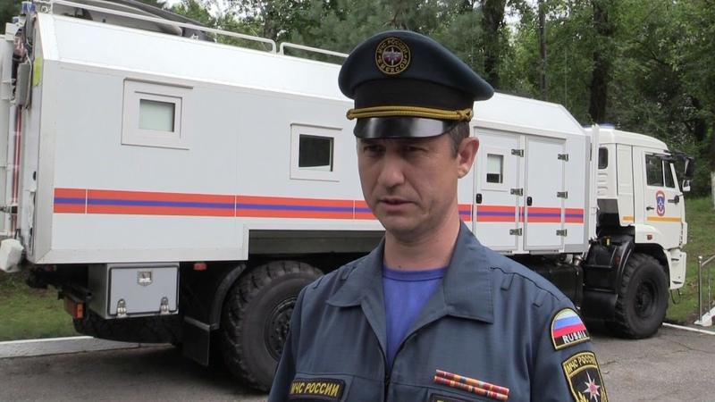 Экстренные службы готовы к встрече циклона в Хабаровском крае