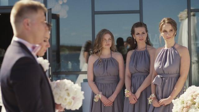 Dmitrii and Kristina / Tallinn / Wedding video