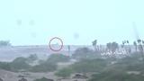 Западное побережье Йемена- Уничтожение двух кораблей захватчиков и лицемеров в Треугольнике Аль-Фаза двумя управляемыми ракетами