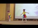 Вариация Куклы из Оперы Жоржа Бизе Кармен