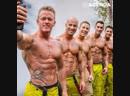 Австралийские пожарные сексуальные борцы с огнём
