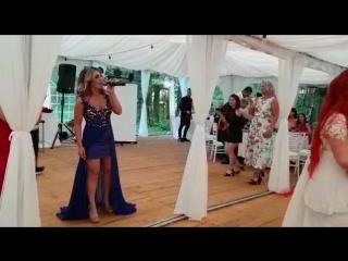 Свадьба друзей❤ Тани и Тимура ❤ пою