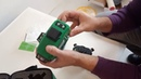 Обзор лазерного нивелира (зелёный лазер) BST 3D Green Laser