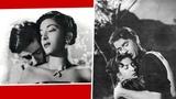 История любви Раджа Капур и Наргис