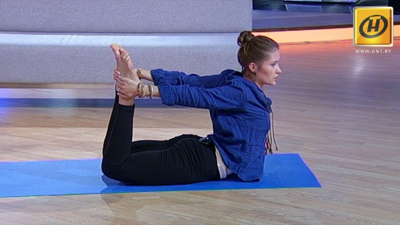 Йога как способ сохранить здоровую спину