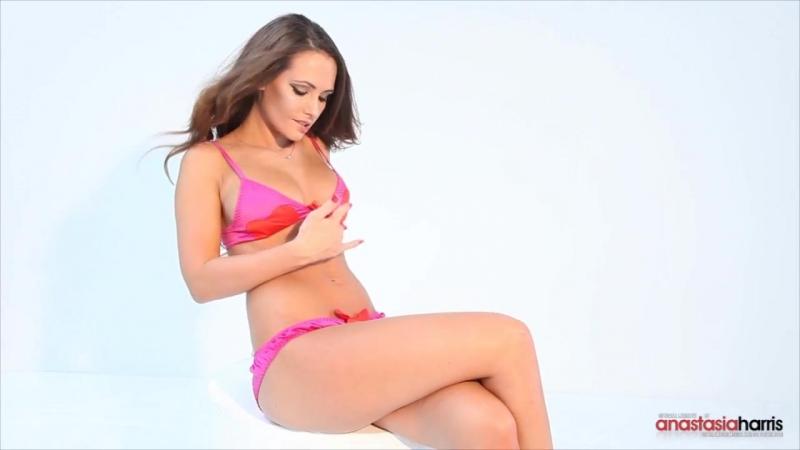 All natural tits - Anastasia Harris striptease 20