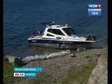 10 тысяч мальков хариуса выпустили в порте Байкал