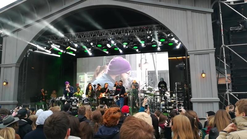 Концерт Kito Jempere Band ft Jimi Tenor Mujuice and Love Orchestra