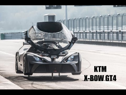 First time: KTM X-BOW GT4 - Masaryk Circuit Brno