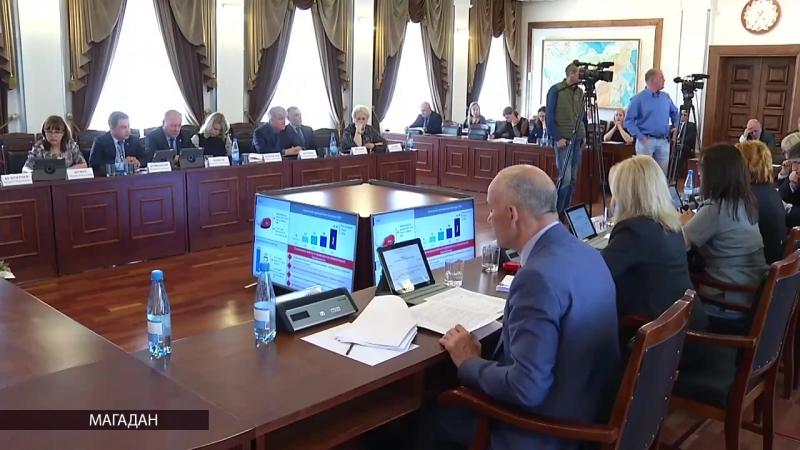Естественный прирост населения снижается в Магаданской области