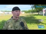 Спецназ Сивуч, день отряда 27 лет. Показательное выступление на день открытых дверей.