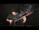 Jamie Dupuis Harp Guitar Loop Cover Teardrop