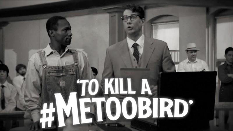 To Kill a MeTooBird (Parody)   Louder With Crowder