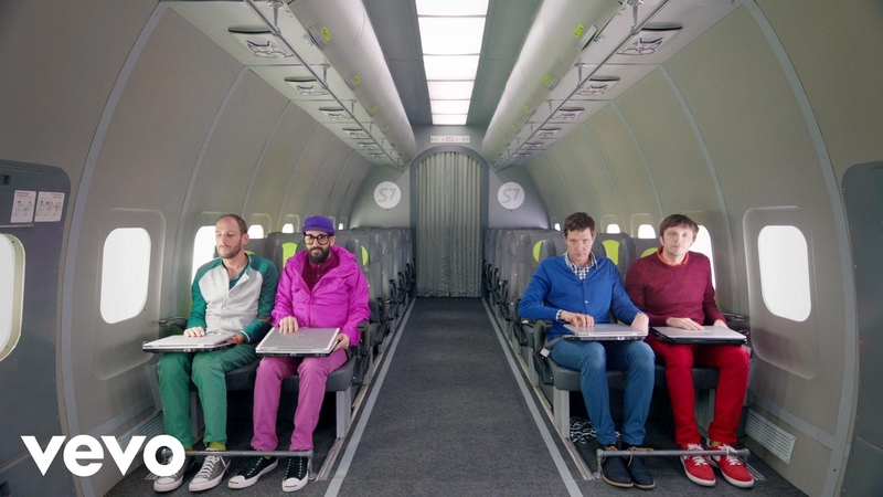 OK Go - Upside Down Inside Out