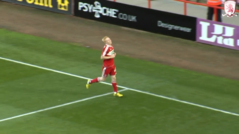Six of the best – Boro goals against Ipswich Town