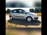 Renault scenic в наявност