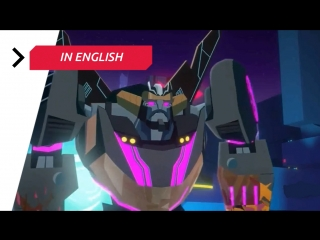Transformers: Cyberverse — Chapter 1 Episode 8 «Terminal Velocity»